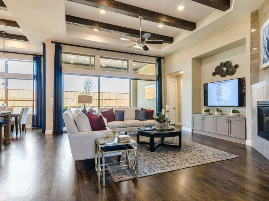 Homes in Frisco at Lexington Country