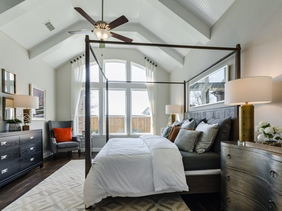 450 Maddison Master Bedroom
