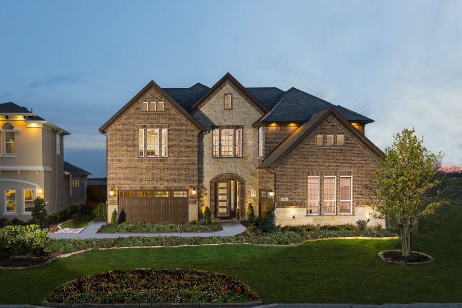Frisco Tx Homes At Lexington Country Heritage Series
