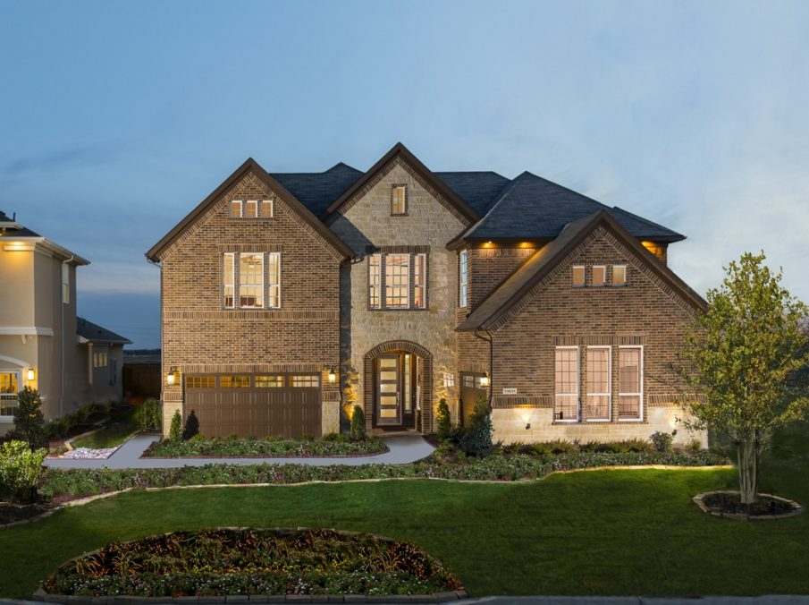 Frisco TX Homes at Lexington Country