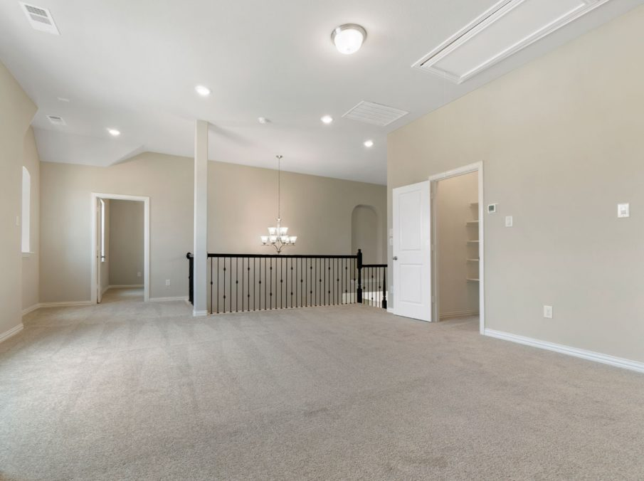 New Home Builder Landon Homes 5901 Southlake Gameroom