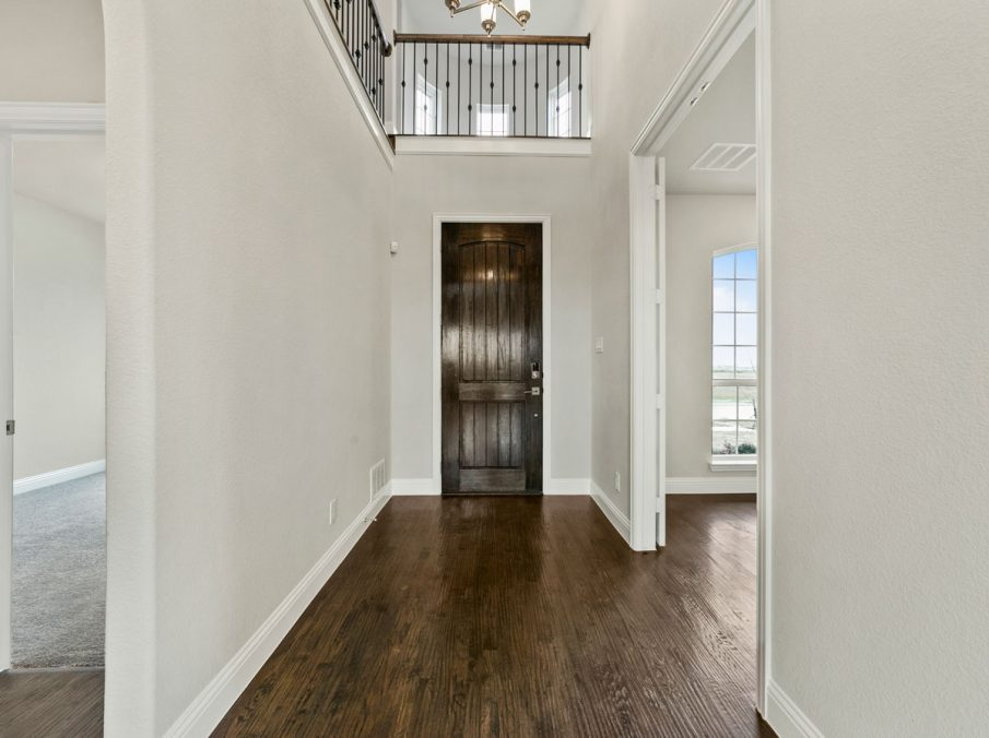 New Home Builder Landon Homes 600 Richmond Entry