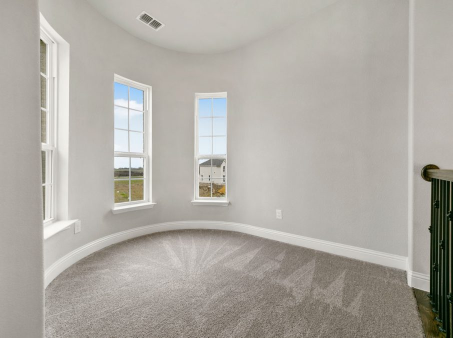 New Home Builder Landon Homes 600 Richmond Sitting Space