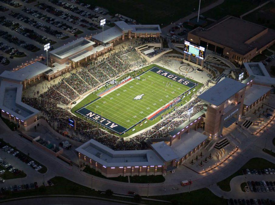Allen Texas Stadium