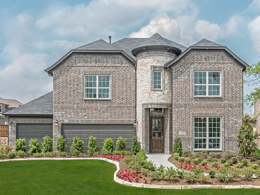 Frisco Tx New Homes At Lexington Country Impression Series