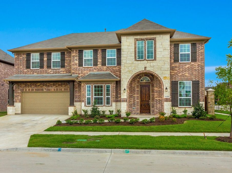 460 Camelot Collection Elevation A