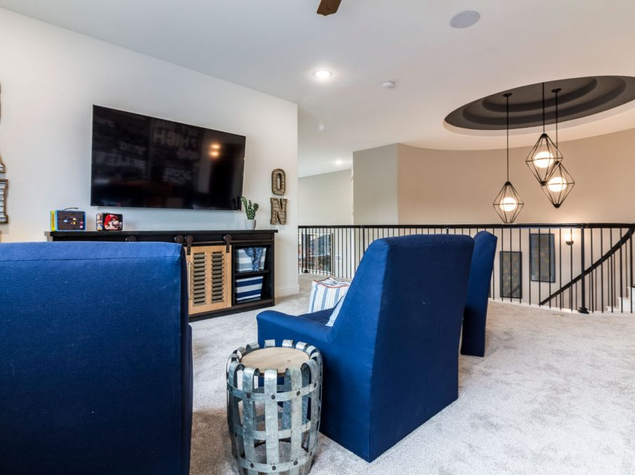 Landon Homes 675 Newbridge Open Concept