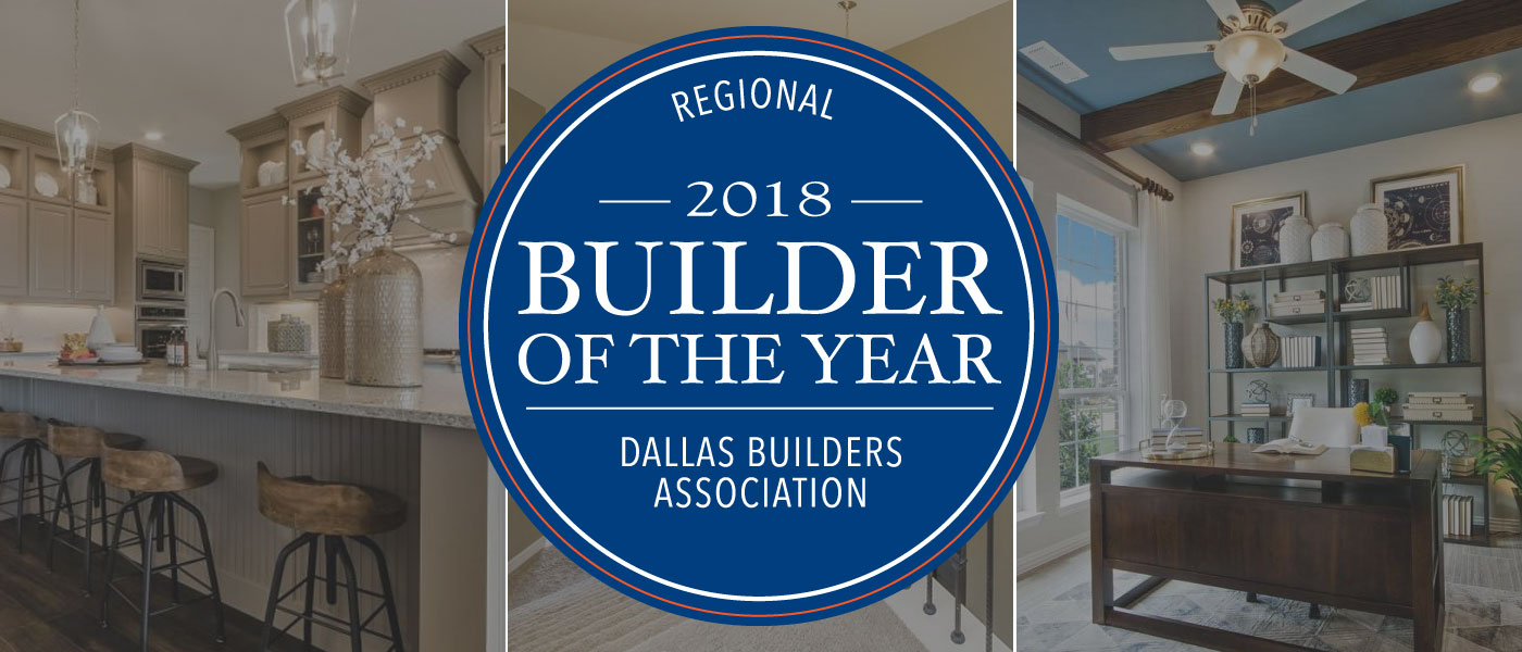 2018 Builder of the Year