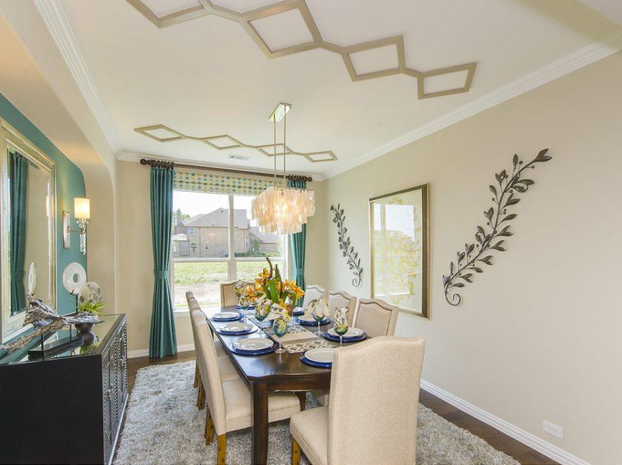 Landon Homes New Home Builder 185 Ridgecrest Dining