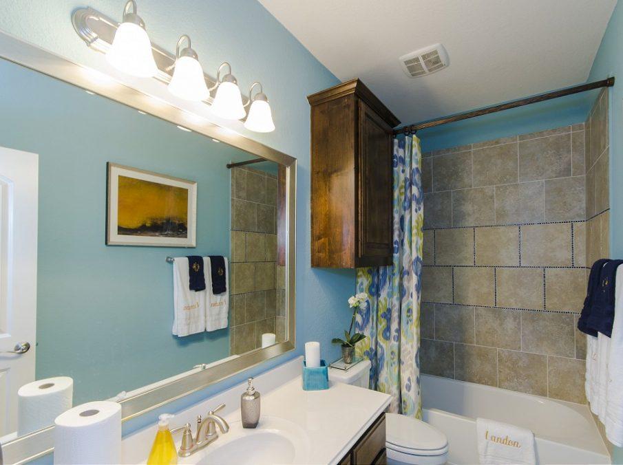 Landon Homes New Home Builder 185 Ridgecrest Bathroom