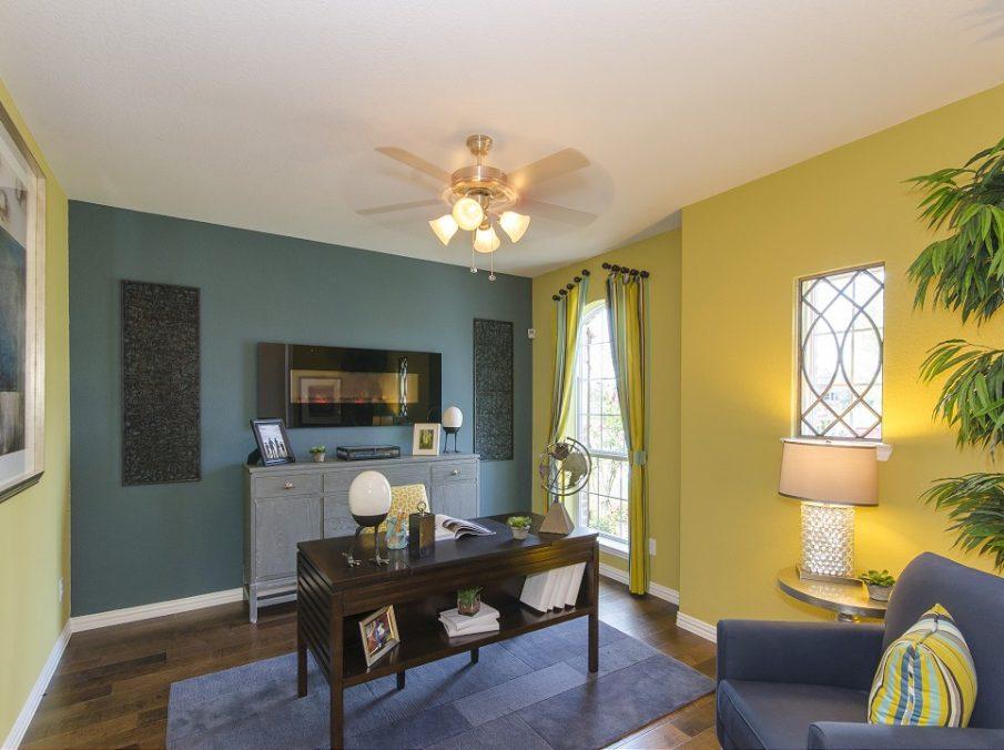 Landon Homes New Home Builder 185 Ridgecrest Study