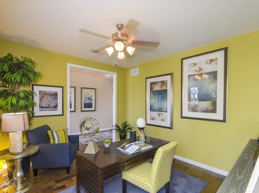 Landon Homes New Home Builder 186 Ridgecrest Study