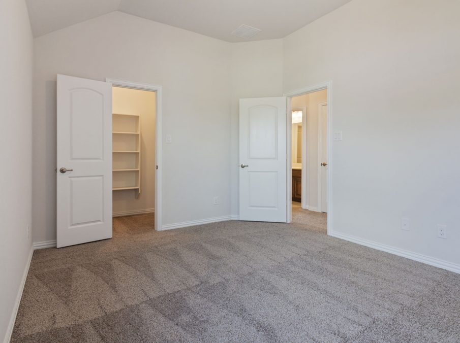Landon Homes New Home Builder 185 Ridgecrest Secondary bedroom