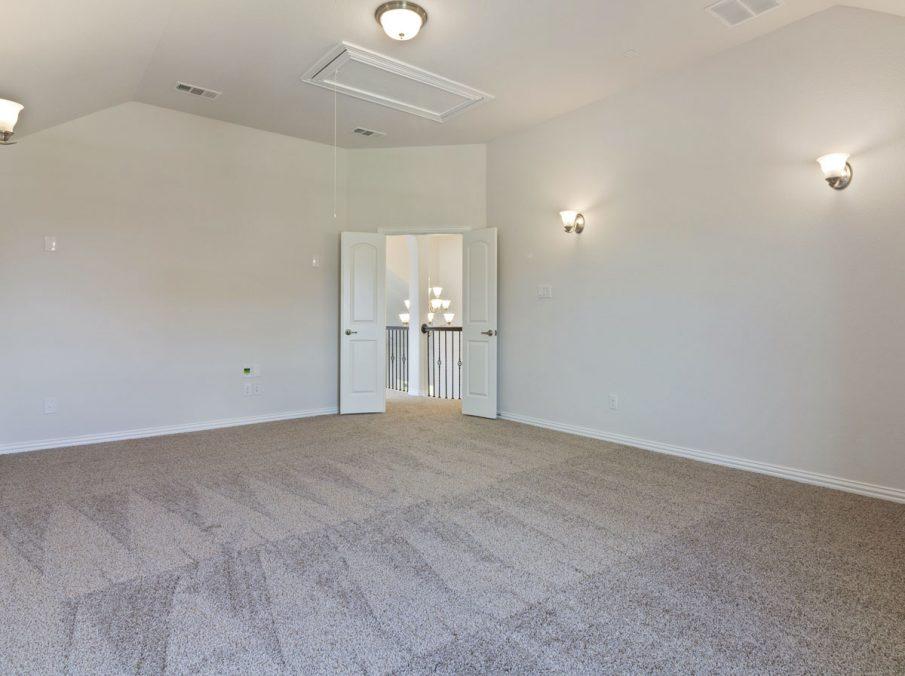 Landon Homes New Home Builder 185 Ridgecrest Media Room