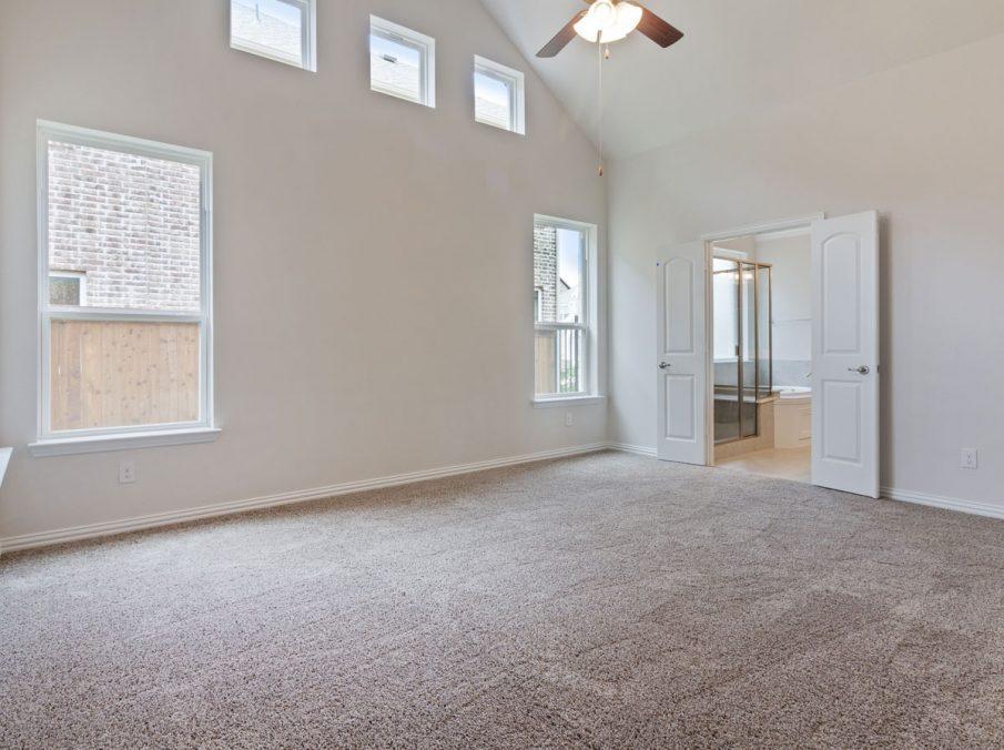 Landon Homes New Home Builder 185 Ridgecrest Master Bedroom