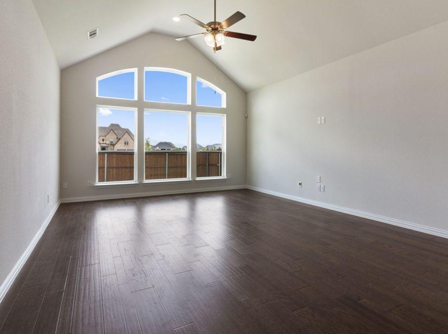 Landon Homes New Home Builder 185 Ridgecrest Family Room