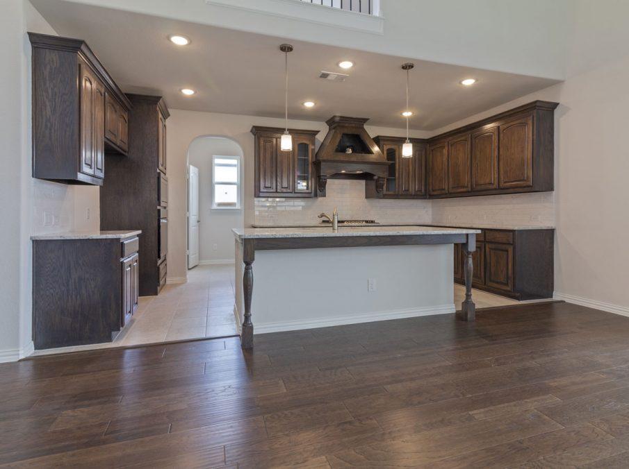 Landon Homes New Home Builder 185 Ridgecrest Kitchen