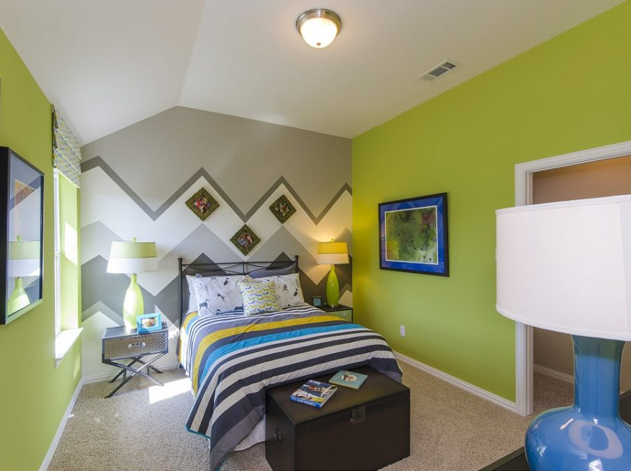 Landon Homes New Home Builder 186 Ridgecrest Bedroom