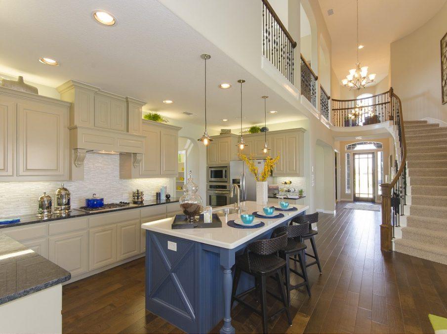 Landon Homes New Home Builder 185 Ridgecrest Kicthen