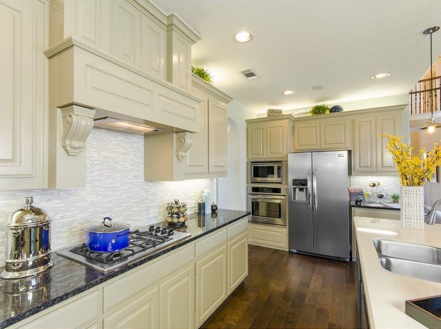 Landon Homes New Home Builder 186 Ridgecrest Kitchen