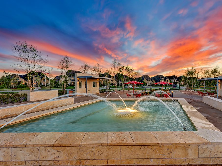 New Homes in Frisco TX