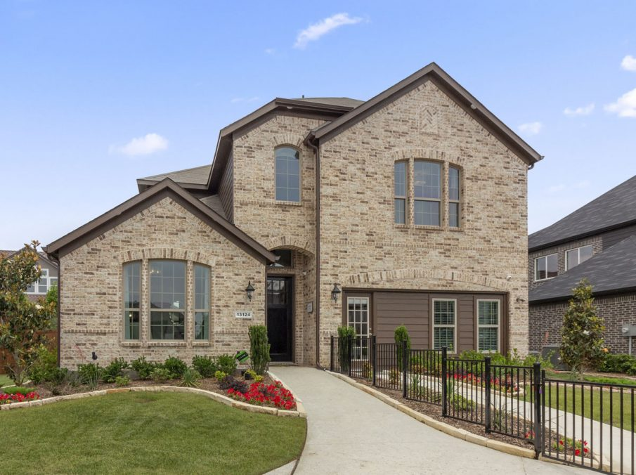 519 Bradley Collection by Landon Homes Exterior
