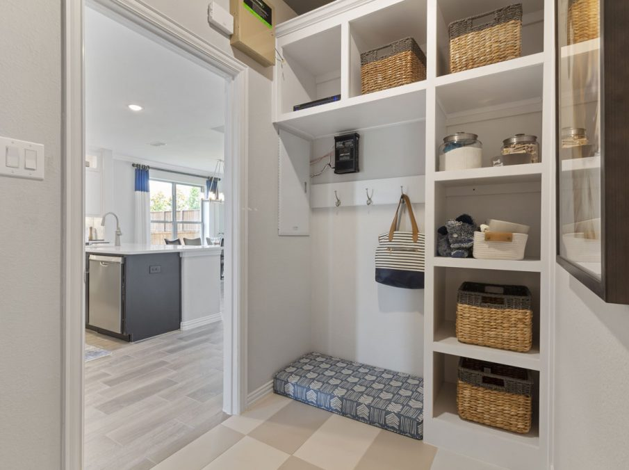 519 Bradley Collection by Landon Homes Mud Room