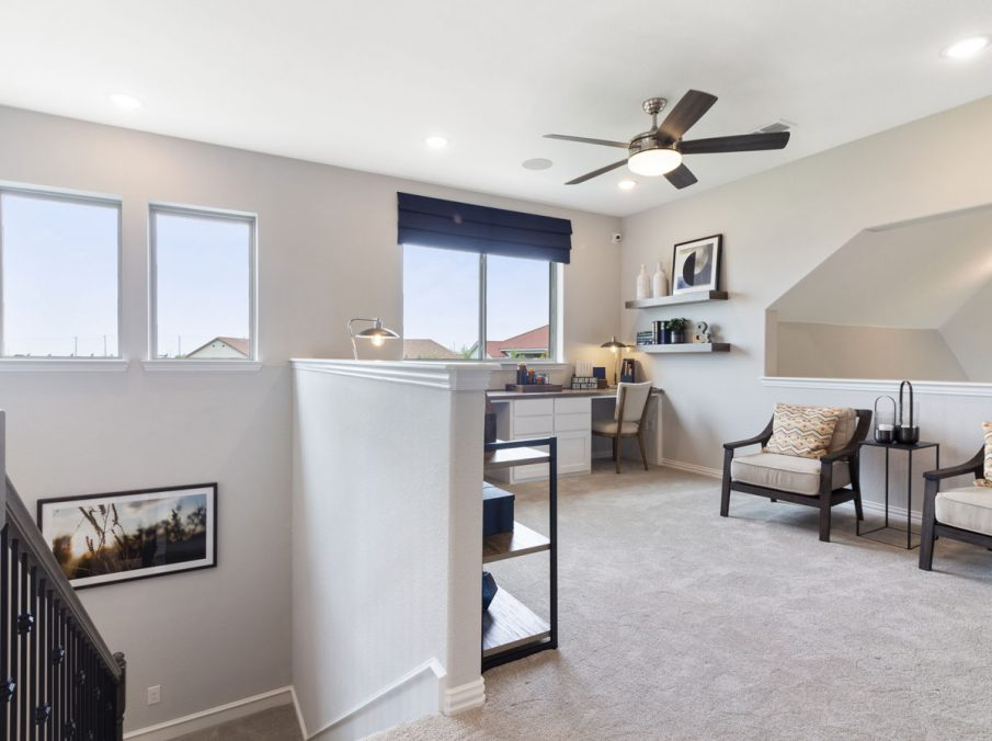 519 Bradley Collection by Landon Homes Gameroom