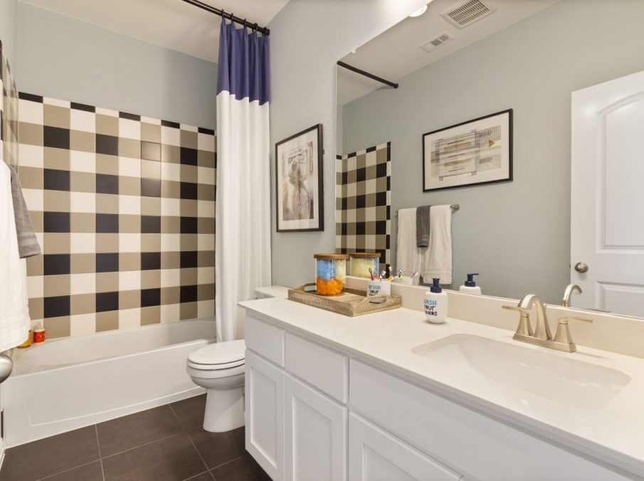 519 Bradley Collection by Landon Homes Secondary Bath