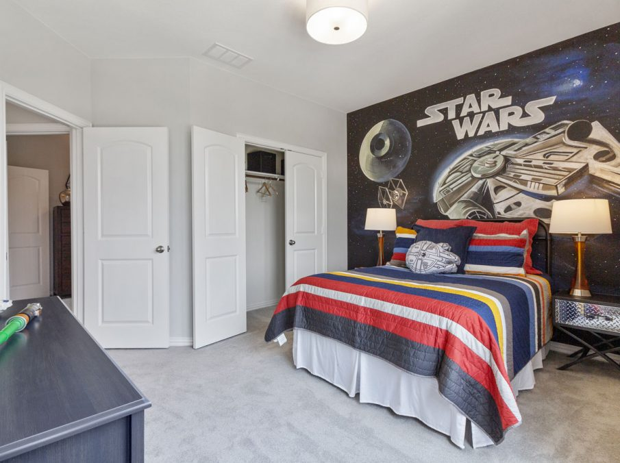 519 Bradley Collection by Landon Homes Secondary Bedroom