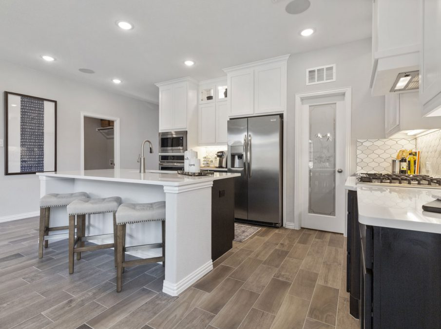 519 Bradley Collection by Landon Homes Kitchen