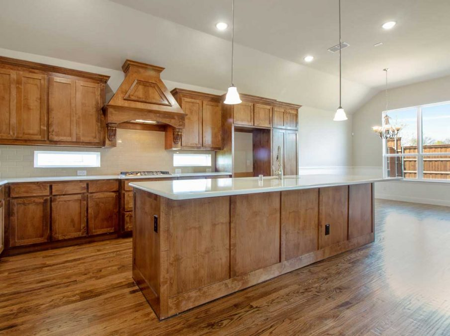 Landon Homes New Home Builder in Frisco, Allen, and Argyle TX 609 Bradford Collection Kitchen