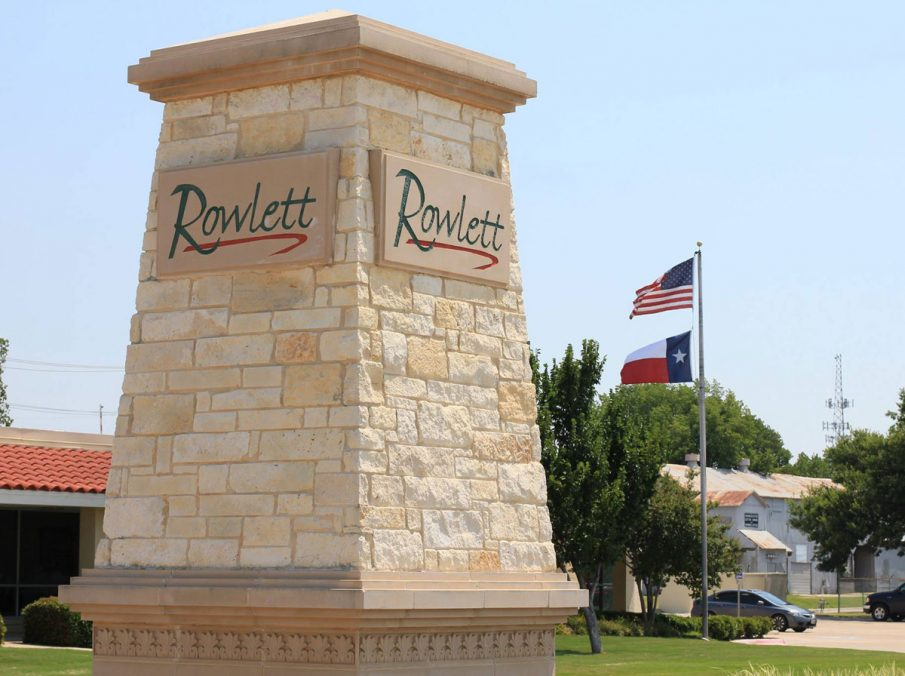 New Homes in Rowlett TX