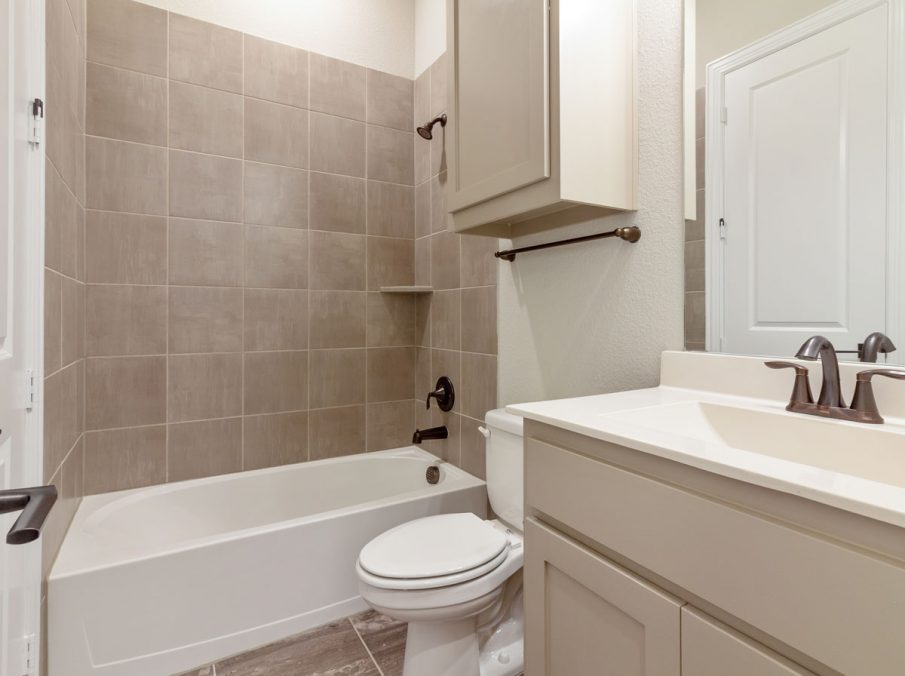 Landon Homes 716 Chesapeake III Frisco TX Guest Bath