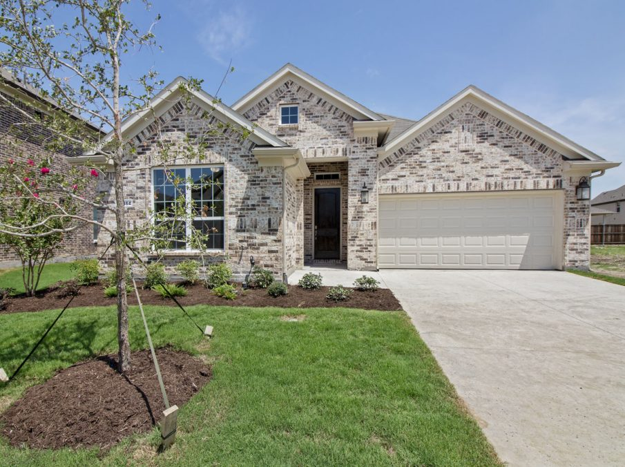 512 Stirling Collection Landon Homes New Home Builder Exterior