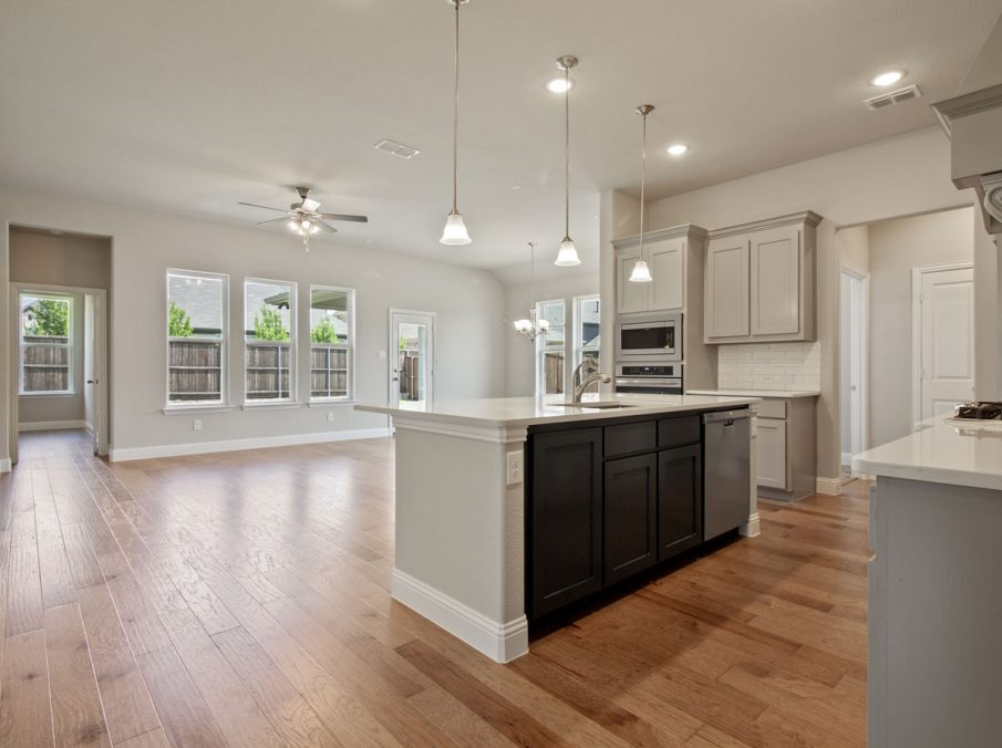 512 Stirling Collection Landon Homes New Home Builder Kitchen