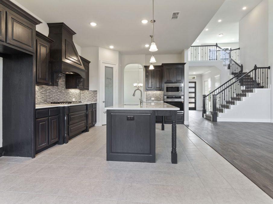 431 Alexandria Collection Landon Homes Kitchen