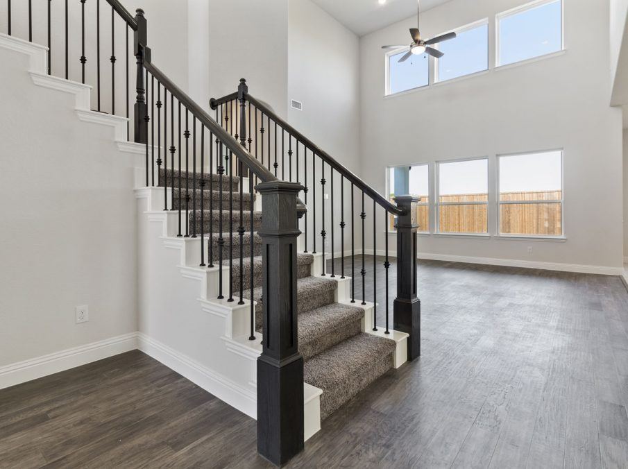 431 Alexandria Collection Landon Homes Stairs