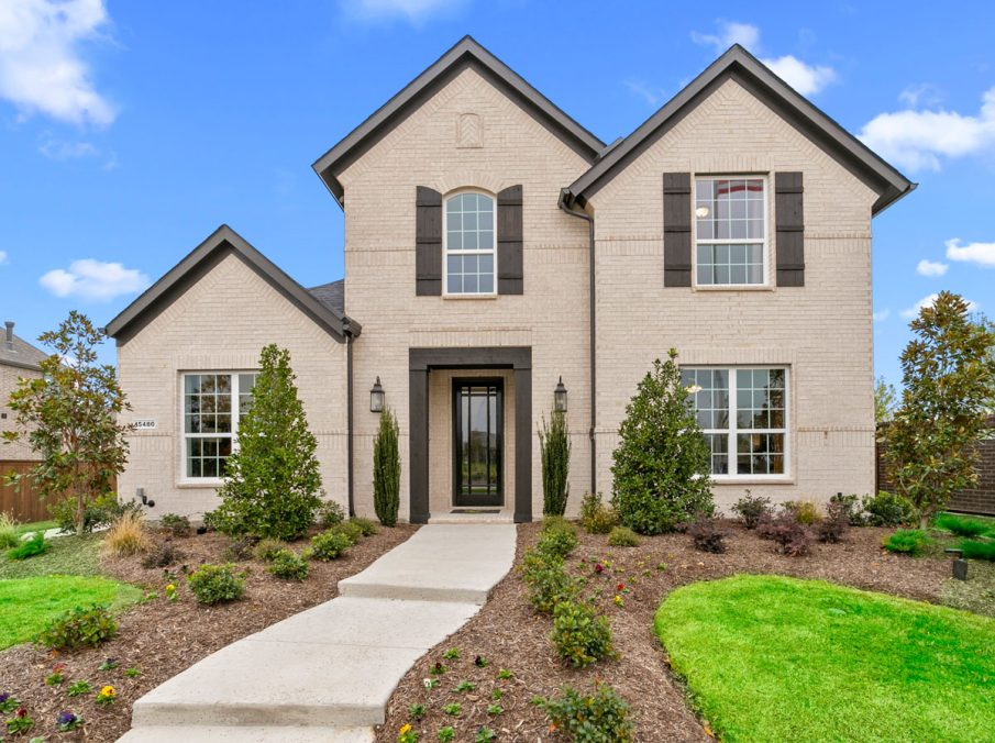 New Homes In Frisco Tx Landon Homes New Home Builder
